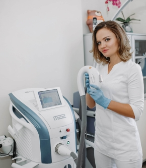 Новые возможности лечения акне на аппарате М22!
